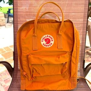Fjallraven Kanken Backpack - Acorn
